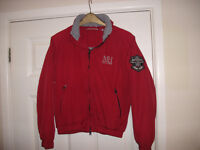 Girls Red Mountain Horse Riding Jacket