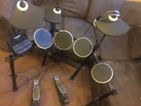 Electric. Drum kit