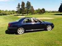 Rover 75 2.0 CDT Connoisseur SE Auto - £650 - Priced to sell. Grab yourself a bargain.