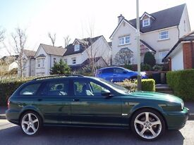 SPRING/SUMMER SALE (2006) JAGUAR X-Type 2.2d Premium SPORT Estate SAT-NAV FREE DELIVERY/MOT/TAX/FUEL