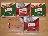 Kulsum's Kaya Kalp Herbals Facial Kits Joblot Bundle Skin Whitening/ Chocolate/ Fruit x5