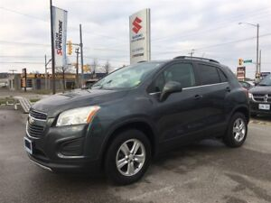 2013 Chevrolet Trax LT ~All-Wheel Drive ~Fuel Efficient ~10 airb