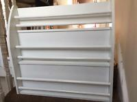 2 Children Book Cases in very good condition