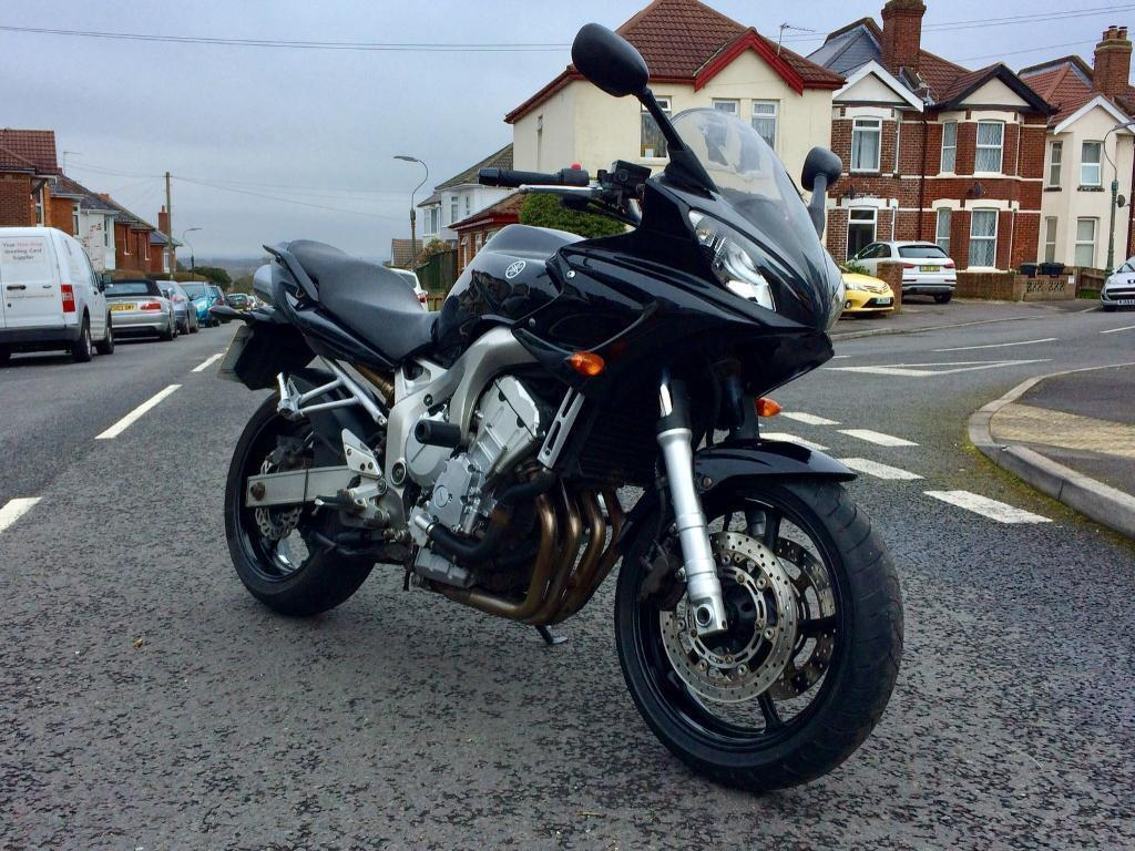 yamaha fazer 600 fz6 fzs not bandit cbf in bournemouth. Black Bedroom Furniture Sets. Home Design Ideas
