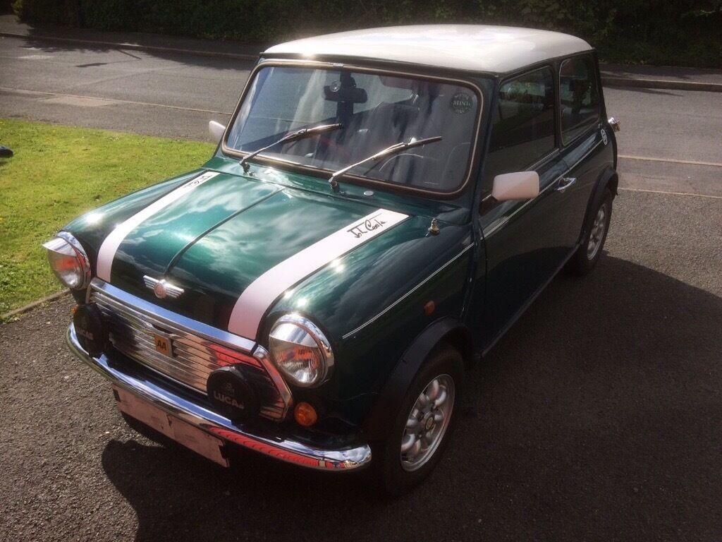 Classic Mini Cooper 1.3 classic mini