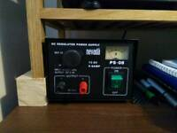 Nevada PS-8 13.8v 6-8 Amp PSU.