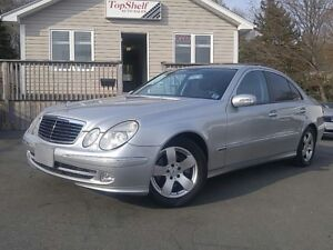 2002 Mercedes-Benz E320 ONLY 67KMS!!  LIKE NEW!!