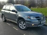 2004 MITSUBISHI OUTLANDER SPORT*AUTOMATIC/TIPTRONIC*LOW MILES*FSH*MINT COND'N*#SUV#JEEP#LANDROVER