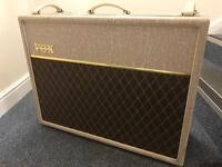 Vox AC30 HW-X with Blue Alnico Speakers