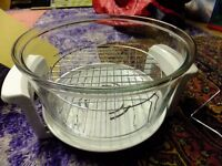 spare halogen oven bowl