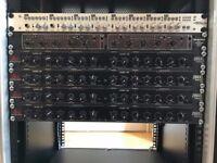 Dbx 266XL Compressor / Gate BSS Drawmer Allen Heath SSL Neve UAD Mixer