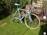 Bianchi Gold Race - great condition