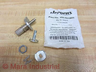 Jergens 105-021905 Revolving Hand Wheel Handles 105021905