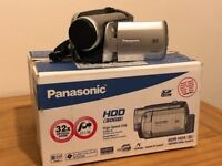 Panasonic SDR-H20 - excellent condition + camera bag FREE