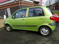 Daewoo matiz For Parts or Repairs
