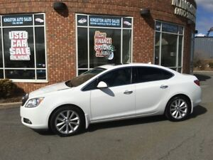 2014 Buick Verano w/ Backup Camera, Auto-Start, Power Sunroof!