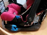 Travel system pram pushchair child seat