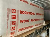75MM ROCKWOOL RWA45 ACOUSTIC INSULATION SLAB 1200 X 600MM 4.32M2 PACK
