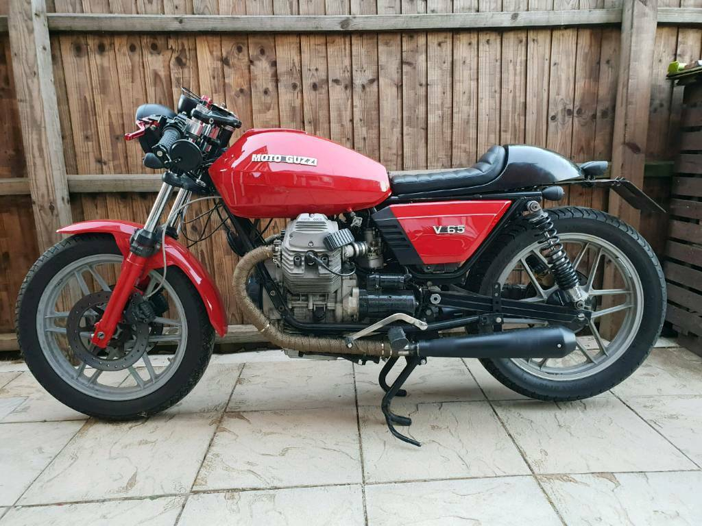Moto Guzzi V For Sale