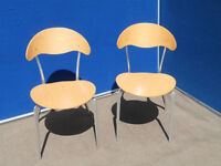 2 heavy duty chairs (Delivery)