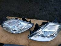Citroen c8 headlights