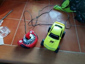 Various boys toys