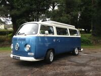 VW Campervan Early Bay Window 1969