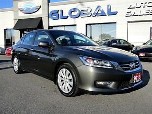 2013 Honda Accord EX-L  LEATHER, 4 CYL.***PRICE REDUCED***