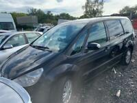 Ford galaxy 2.0 tdci 2009 black BREAKING FOR PARTS