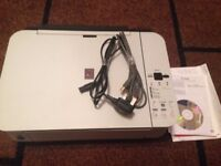 Canon Pixma MP250 Inkjet Photo All In One Colour Printer ,copier And scanner