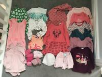 Baby girl 9-12 months bundle Next Tu H&M