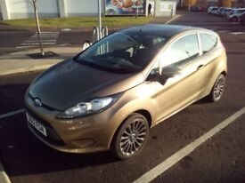 superb 2012 ford fiesta 1.25 low miles