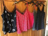Bundle of ladies size 12 vest