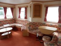 IDEAL STARTER HOLIDAY HOME - STATIC CARAVAN - INGOLDMELLS KINGFISHER - SWIMMING POOL - FISHING