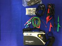 Megger MFT1553 # Bluetooth# VGC, C/W, case, leads, batts. manuals, Full working order