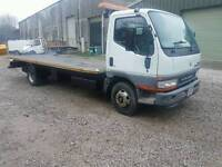 Mistsubishi canter recovery truck