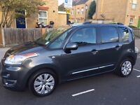 ** 2012 C3 PICASSO 1.6 EXCLUSIVE AUTOMATIC PETROL -- ONLY 26K MILES! EXCELLENT CONDITION **