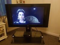 "Phillips HD Ready 42"" Flat screen T.V With Stand, Remote,Power lead, Scart Lead,Hdmi Lead"