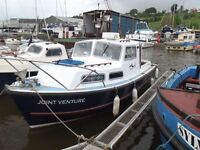 Channel Island 22 Fishing Boat