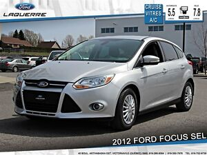 2012 Ford Focus **SEL*AUTOMATIQUE* CRUISE*A/C**