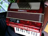 48 bass Accordion for Sale