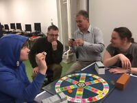 Games Lead Volunteer at Fantastic Project in the Old Town Edinburgh