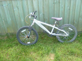 Saracen Hoax child's mountain bike