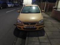 Vauxhall Corsa 1.2 petrol 3 doors cheap to run drive and insurance ready to go.