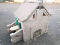 Step 2 storybook cottage play house