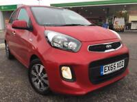 KIA PICANTO 1.0 SR7 (red) 2015