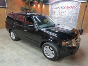 2012 Ford Expedition ** LIMITED / DUAL DVD / SPOTLESS!! **