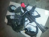 Tippmann X7 under 20hours used! priced to sell