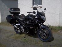 Suzuki Bandit 1250 GT K8 2009 South Ayrshire
