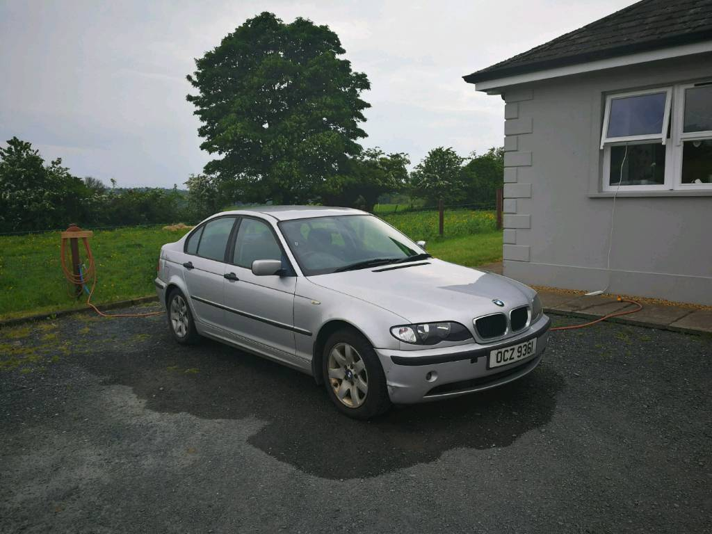 BMW E46 320d 2002 3 previous owners